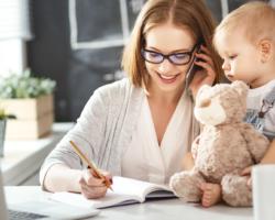 5 Tipov ako sa vrátiť po materskej do práce? Na čo a ako sa pýtať zamestnávateľa? - Blog - Domelia.sk