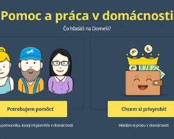 Nový dizajn - Domelia.sk